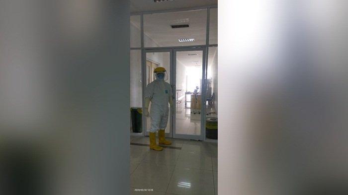 Tingkat BOR Masih di Atas 50 Persen, RSUD Marsidi Judono Belitung Tunda Nonaktif Satu Ruang Isolasi