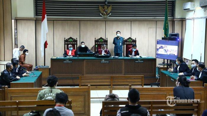 Polisi Penyiram Air Keras Novel Baswedan ini Akhirnya Divonis 2 Tahun Penjara