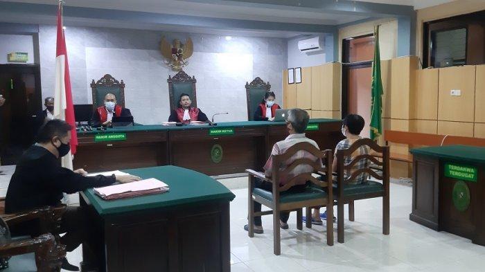 Pasutri Pemilik Pabrik Arak Jalan Bicong Tanjungpandan Mulai Diadili Hari Ini