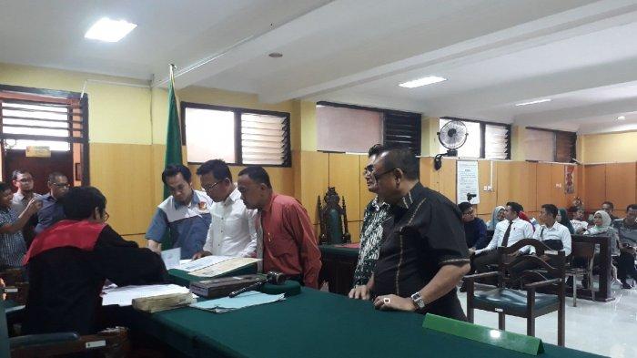 Uji Proses Penyidikan Oleh Polres Belitung, H Mukhdi Ajukan Praperadilan, 2 Hal Ini yang Disorot