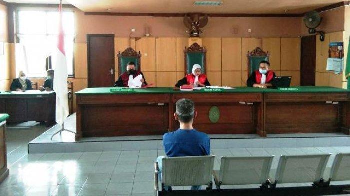 Dua Penambang di Desa Dukong Jalani Persidangan, JPU Dakwa Pakai Undang-Undang Minerba