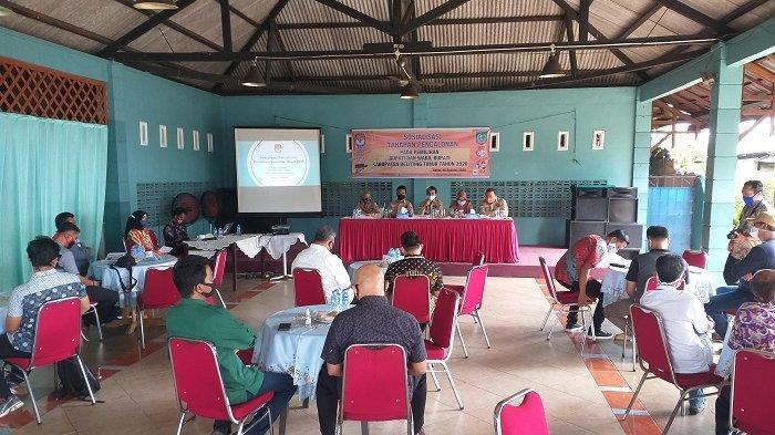 KPU Belitung Timur Tekankan Pada Bakal Pasangan Calon agar Konsultasi Sebelum Mendaftar