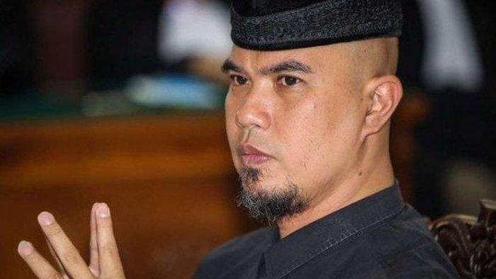29 Desember Ahmad Dhani Akan Bebas, Ini Hal Pertama yang Akan Dilakukannya