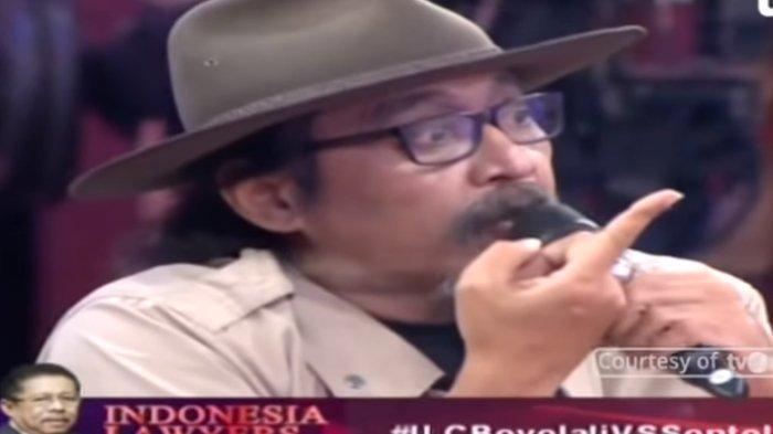 Sudjiwo Tedjo Akui Takut Jika Kritik Jokowi: Dulu Zaman SBY Saya Tidak Takut, Sekarang Kok Takut