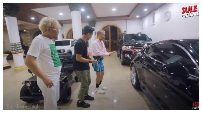 Sule Mendadak Ingin Jual Seluruh Mobil Mewahnya, Ada Apa?