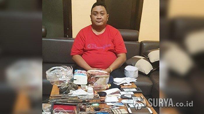 Pria Ini Ngaku Penasihat Spiritual Jokowi dan Mau Bikin Konten, Malah Minta Uang Rp 90 Juta