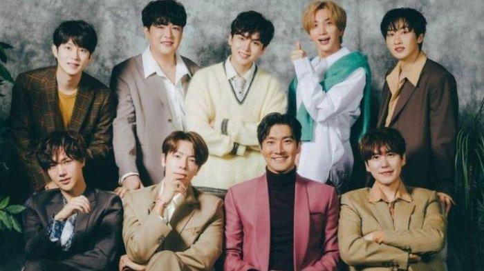 Kembangkan Karier di Kancah Internasional, Super Junior Gandeng Agensi Hollywood