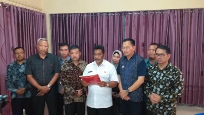 Bupati Belitung Resmi Terbitkan Edaran Cegah Penyebaran Covid-19, Ini Isinya