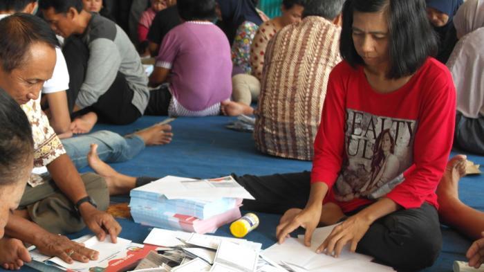 39 Orang Lipat 85 Ribu Surat Suara Pilkada Beltim dalam Dua Hari