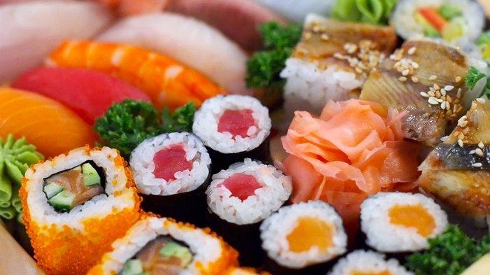 7 Nama Tersembunyi Sushi Makanan Khas Jepang yang Banyak Tak Diketahui Orang
