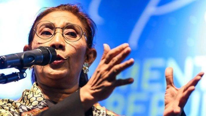 Reaksi Susi Pudjiastuti KPK Tangkap Edhy Prabowo Terkait Lobster, Susi: Kita Tangkap yang Besar Saja