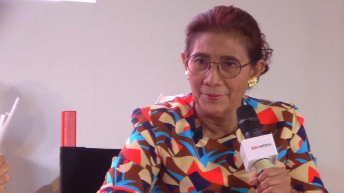 Susi: Saya Lulusan SMP Jadi Menteri Saja Luar Biasa, Jadi Cawapres Mimpi di Siang Bolong