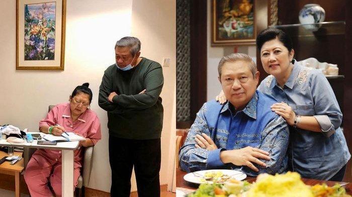 Waktu Jadi Komandan Batalyon, SBY Sering Bawa Ini dari Kantor untuk Ani Yudhoyono dan Anak-anak