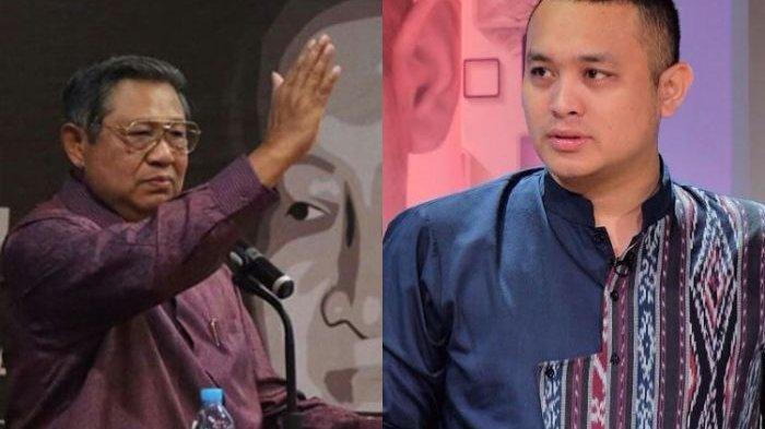 Seleb 'Demam' #Agechallenge, Wajah Gilang Dirga Sampai Dibilang Mirip SBY