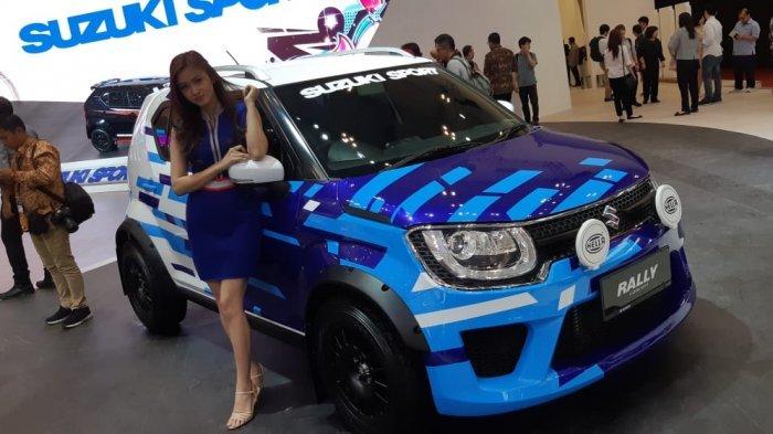 Sempat Disalip Honda Brio, Suzuki Ignis Kini Dominasi Penjualan Segmen City Car