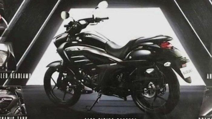 Suzuki Bakal Rilis Intruder 150, Segini Harganya