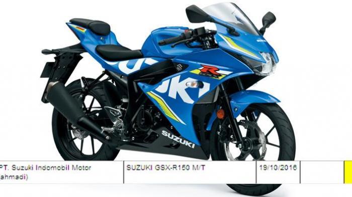 Suzuki Bakal Meluncur Motor Sport, Jadi Pesaing CBR150R dan R15