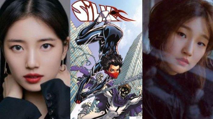 Nama Suzy dan Park So Dam Muncul Jadi Kandidat Pemeran Utama Film Superhero Marvel Silk