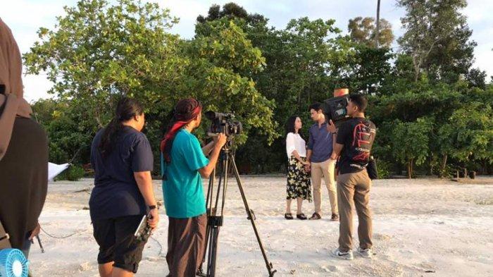Belitung Jadi Lokasi Syuting Drama Malaysia Kekasih Paksa Rela