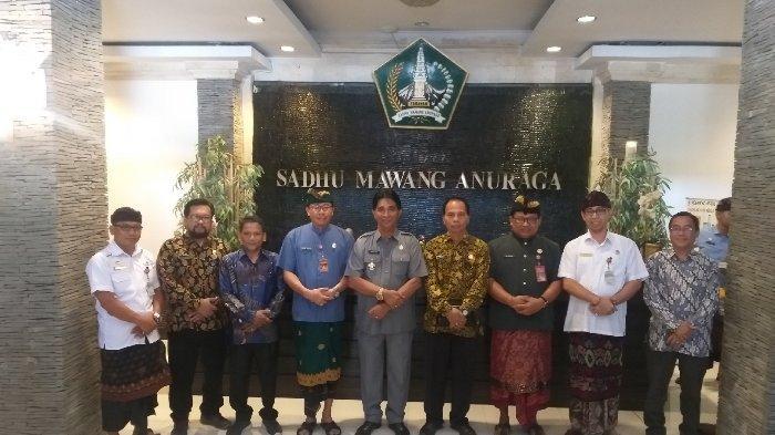 Tingkatkan Pelayanan Publik, Pemkab Belitung Timur Belajar ke Kabupaten Tabanan