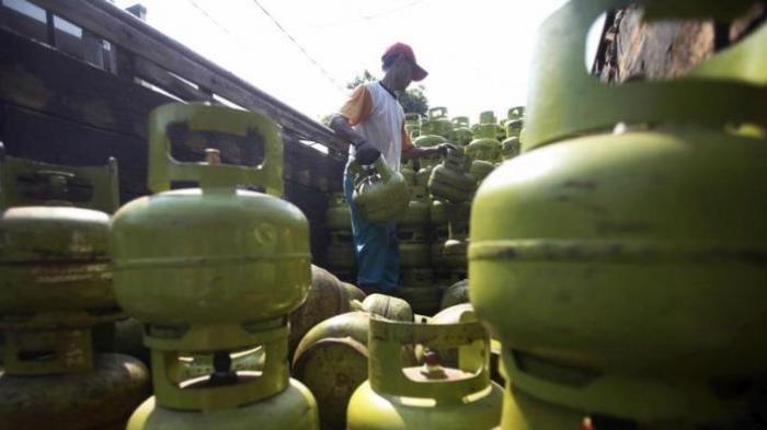 Hampir Satu Bulan Stok Gas Elpiji Subsidi 3 Kg Kosong, Pangkalan Gas Hanya dapat 269 Tabung