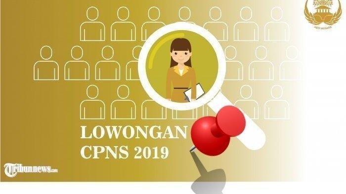 Ini Daftar Lengkap Penerimaan CPNS 2019 di Instansi Pusat dan Daerah