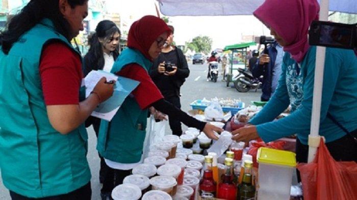 Pandemi Virus Corona, Loka POM Belitung Tetap Uji Kandungan Zat Berbahaya Pada Takjil