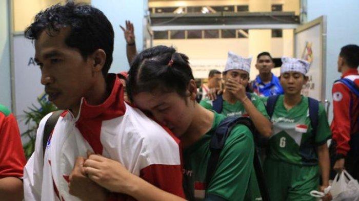 Bertanding Lawan Malaysia di Final, Tim Sepak Takraw Putri Mundur Gegara Hal Menjengkelkan Ini