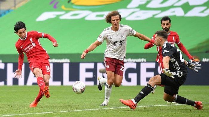 Gara-gara COVID-19, Duel Liverpool vs Arsenal Pindah Jadwal