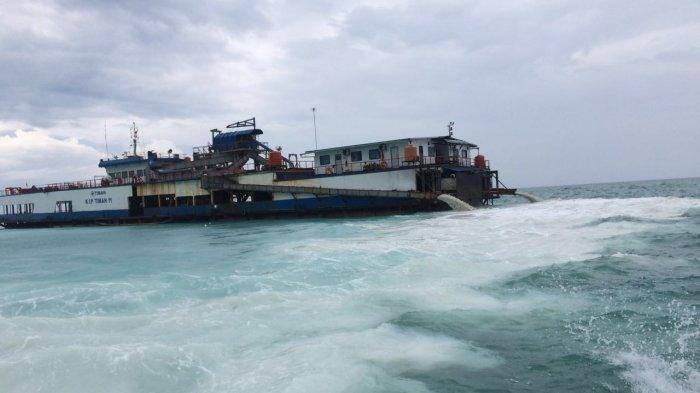 Nelayan Kampit Bersatu Sayangkan Sikap HNSI Beltim terhadap Isu Tambang Laut di RDP RZWP3K