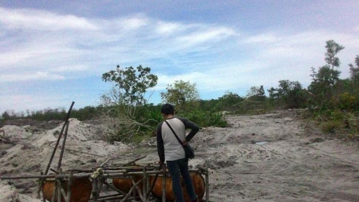 Aktivitas Tambang Merusak Keseimbangan Lingkungan