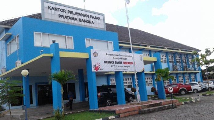 Kena OTT Krimsus Polda Bangka, KPP Pratama Bangka Jatuhkan Sanksi Pegawai Pajak RA