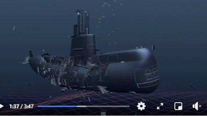 Operasi Evakuasi Kapal Selam KRI Nanggala-402 Berakhir, Berikut Daftar Temuan yang Teridentifikasi