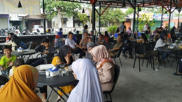 Resmi Dibuka, SW Makan dan Minum Kite Tawarkan Menu Variatif