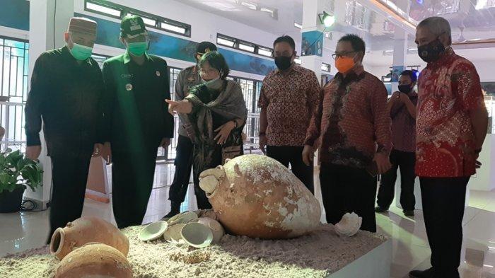 Galeri Maritim Belitung Timur Diresmikan, Miliki 500 Koleksi