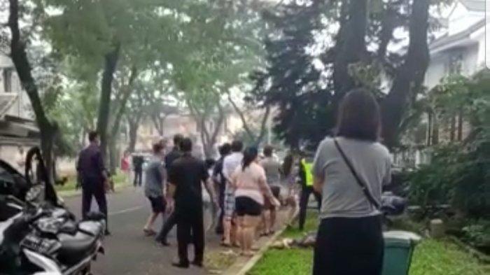 Suami Tewas Ditabrak, Pelaku Malah Berkelahi sama Istri Korban Kecelakaan Maut di Karawaci Tangerang