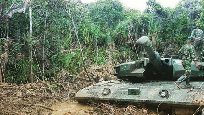 Beredar Foto Tank Leopard Ambles, Ini Keunggulan Tank Leopard TNI AD hingga Kritik BJ Habibie