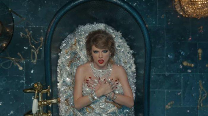 Single Terbaru Taylor Swift Tembus 250 Juta Lebih