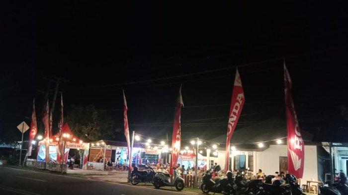 Tunas Dwipa Matra (TDM) Gelar Roadshow Promo Spesial di Mr Jhon Cafe Manggar