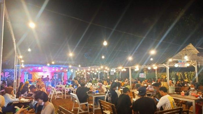 Tunas Dwipa Matra (TDM) Gelar Roadshow di Secret Cafe Manggar Sabtu 29 Mei 2021