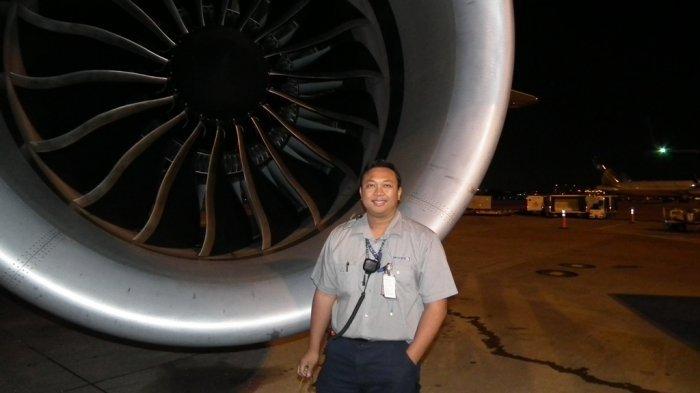 Kisah Anak Tukang Masak Jadi Kepala Teknisi Boeing di AS, Beli Rumah Rp 5,5 M Saat Muda