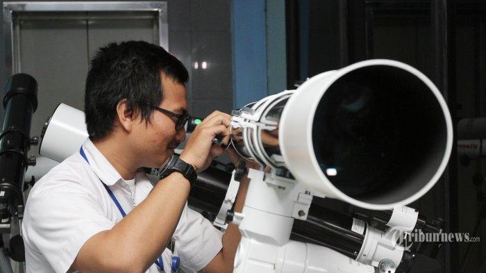Lihat Gerhana Bulan dengan Mata Telanjang Ternyata Bahaya, Ini Kondisi Bulan Paling Berbahaya