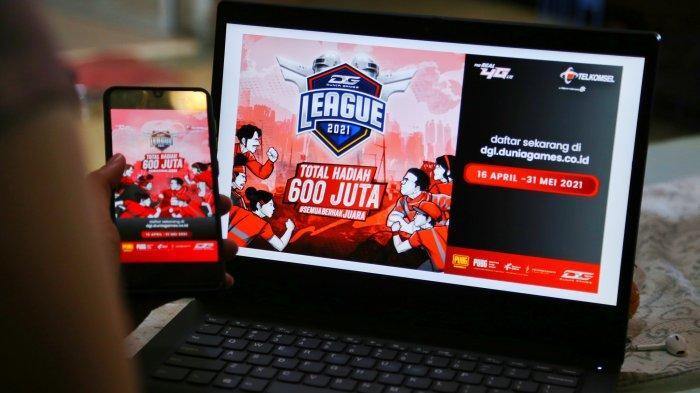 Telkomsel Gelar Dunia Games League 2021, Siapkan Hadiah Total Senilai Rp600 Juta, Catat Tanggalnya