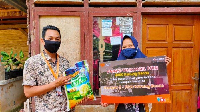 Telkomsel Ajak Pelanggan Berdonasi dengan Tukar Telkomsel POIN, Bantu Masyarakat Terdampak Pandemi