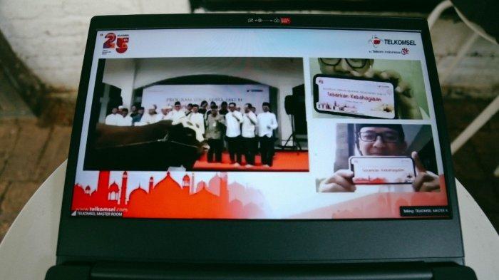 Telkomsel Salurkan 777 Ekor Hewan Kurban, Disalurkan ke 43.000 Penerima Manfaat di Seluruh Indonesia