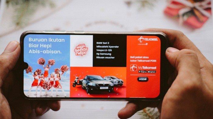Promo Hari Ini dan Besok, Paket Data Telkomsel Mulai dari Rp 60.000