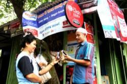Telkomsel-BTPN Uji Coba Penyaluran Non Tunai Bantuan Sosial Pemerintah