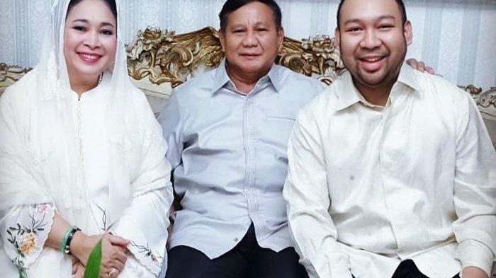 Inilah Sosok Anak Prabowo Subianto yang Lebih Pilih jadi Desainer Ketimbang Politisi