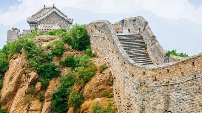Virus Corona Mewabah di Wuhan & Ditutupnya Tembok Besar China, Perayaan Tahun Baru Imlek Dibatalkan