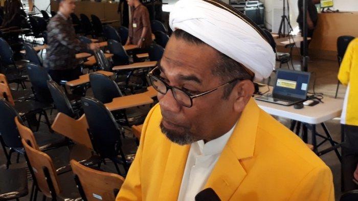 Ketum Golkar Erlangga Hartarto Minta Ali Mochtar Ngabalin Pilih Bacaleg atau Komisaris Angkasa Pura